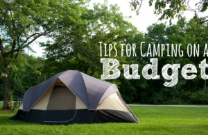 How to Save Money on Vacation With a Family Camping Trip