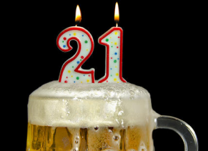 Lowering the Legal Drinking Age?